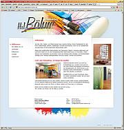 Malerbetrieb mit Lackierer in Minden