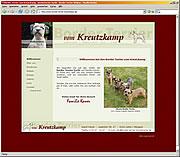 Border Terrier Zucht auf einzigartige Weise
