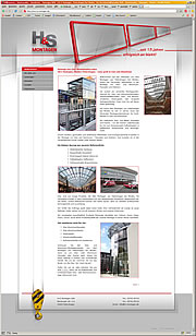 Glaskuppeln - Streckmetallfassaden