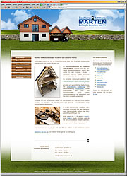 Webdesign Referenz piperweb.de aus Hameln
