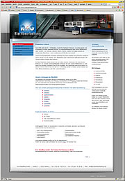 Blechverarbeitung - Blechbearbeitung aus Hannover