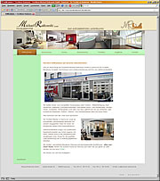 Praxiseinrichtung - Deckenverkleidung im Raum Hannover